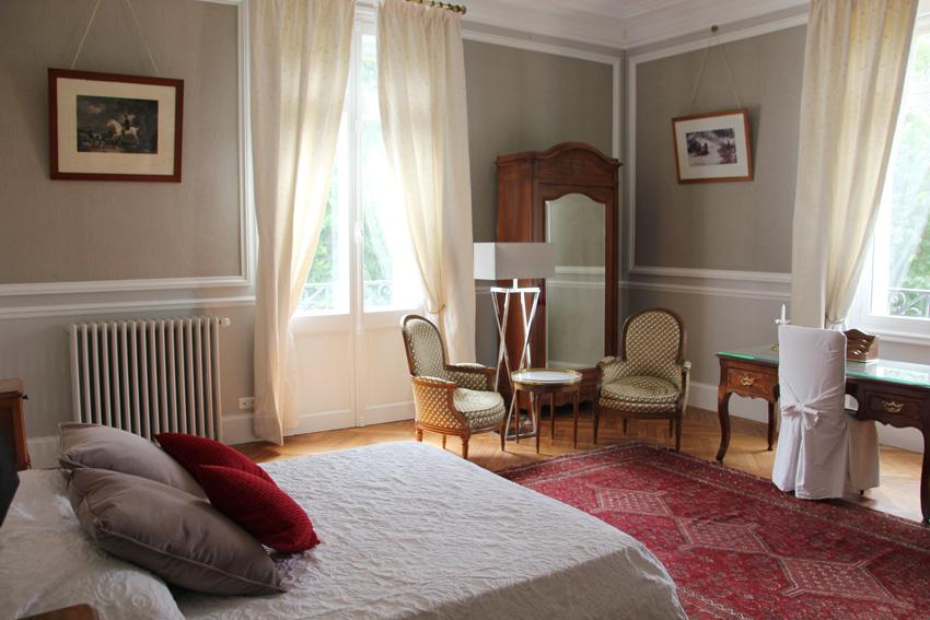 Ch teau du gerfaut chambres d 39 h tes azay le rideau - Chambre d hotes le conquet ...